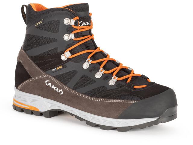a9dbf438e5d AKU Trekker Pro GTX Shoes Men black-orange